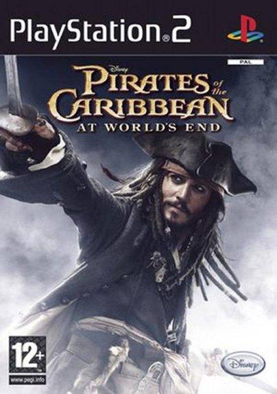 pirates of the caribbean spel