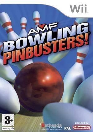 Bowling spel ps4