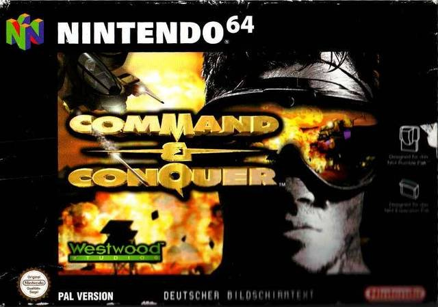 Command and conquer spel