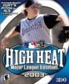 High Heat: Major League Baseball 2003
